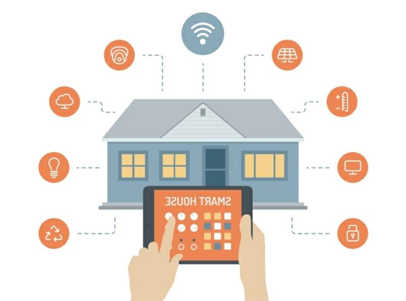 Smarthome von unterwegs bedienen Tablet
