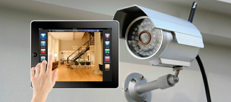 Smarthome Sicherheit Kameras