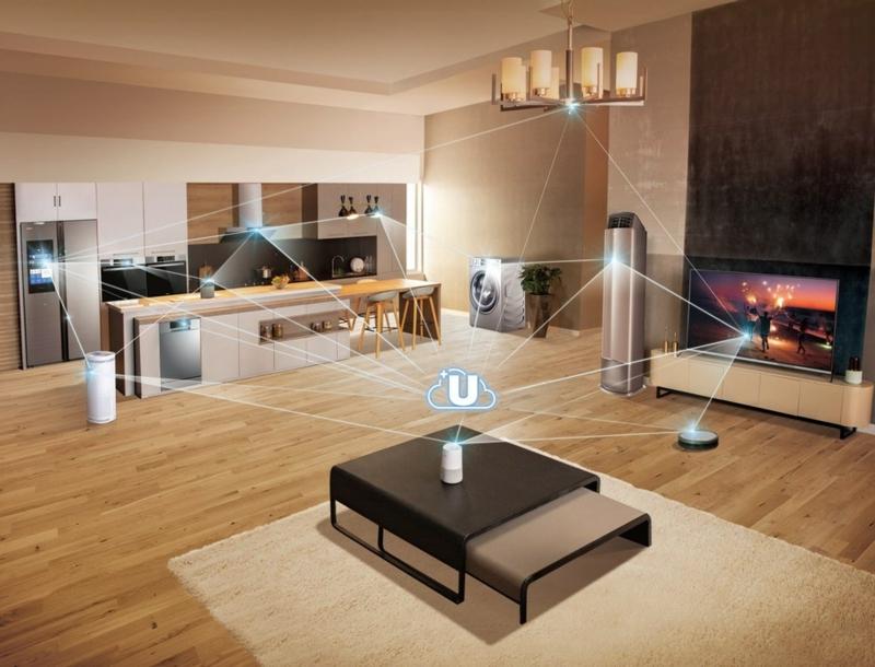neue Technologien zu Hause verwenden