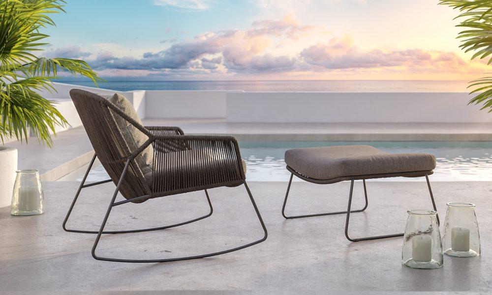 Garten Lounge mit komfortablen Loungemöbel gestalten