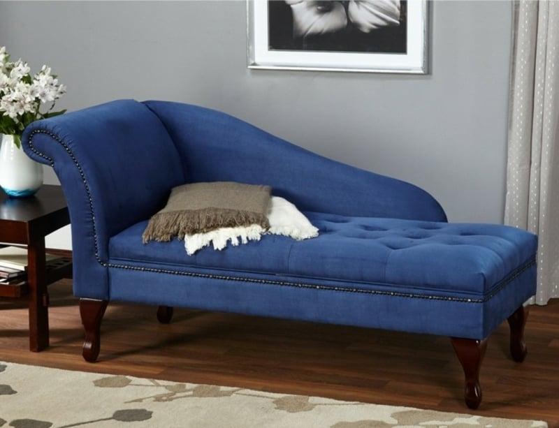 Sofa in Vintage Stil