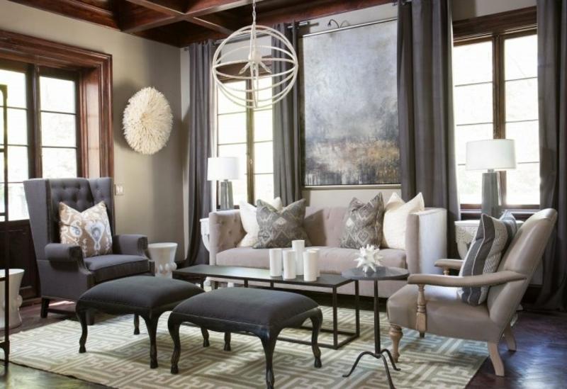 Vintage Möbel im Interieur