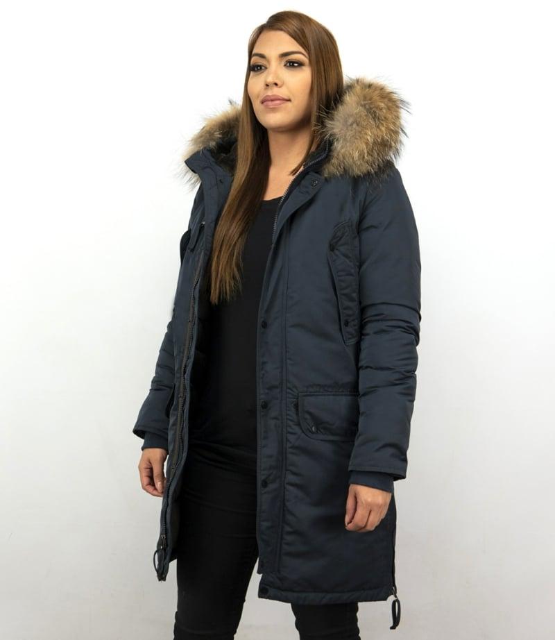 Basic Kleidung Winterparka