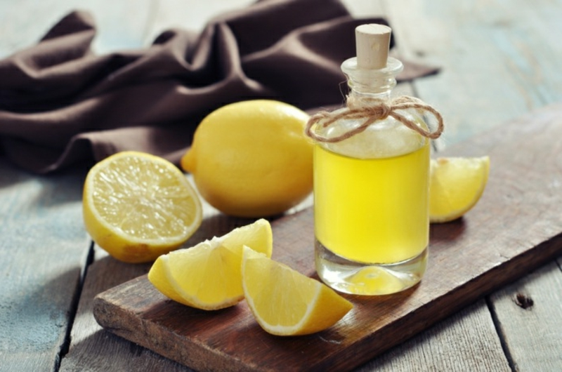 Hausmittel fettige Haare Zitrone
