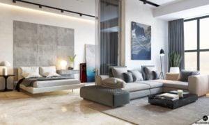 Auf kleinstem Raum genügend Platz: Ideen für Ihre kleine 1 Zimmer Wohnung