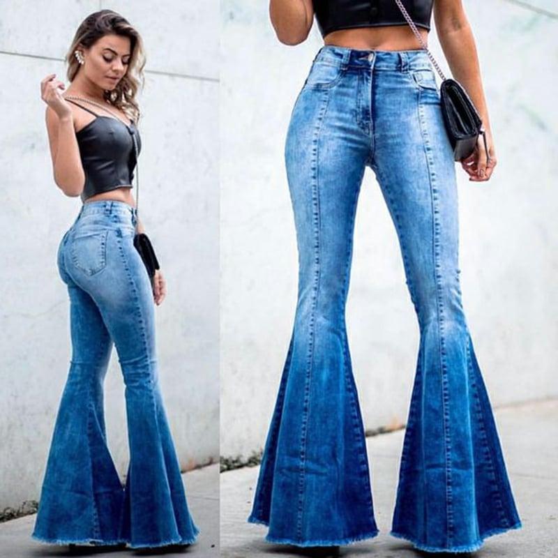 Jeans Trend 2021 angesagter Retro Look