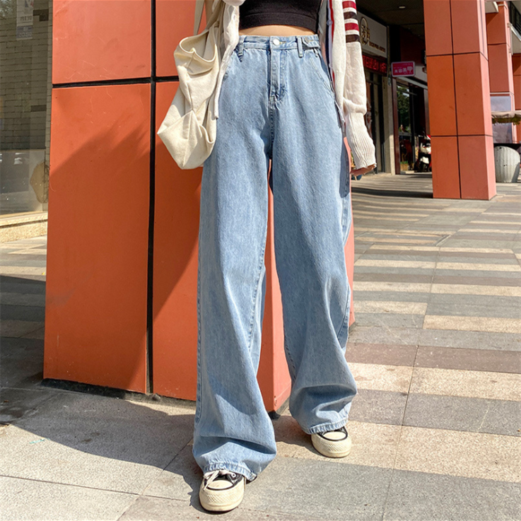 Baggy Jeans extrem lang