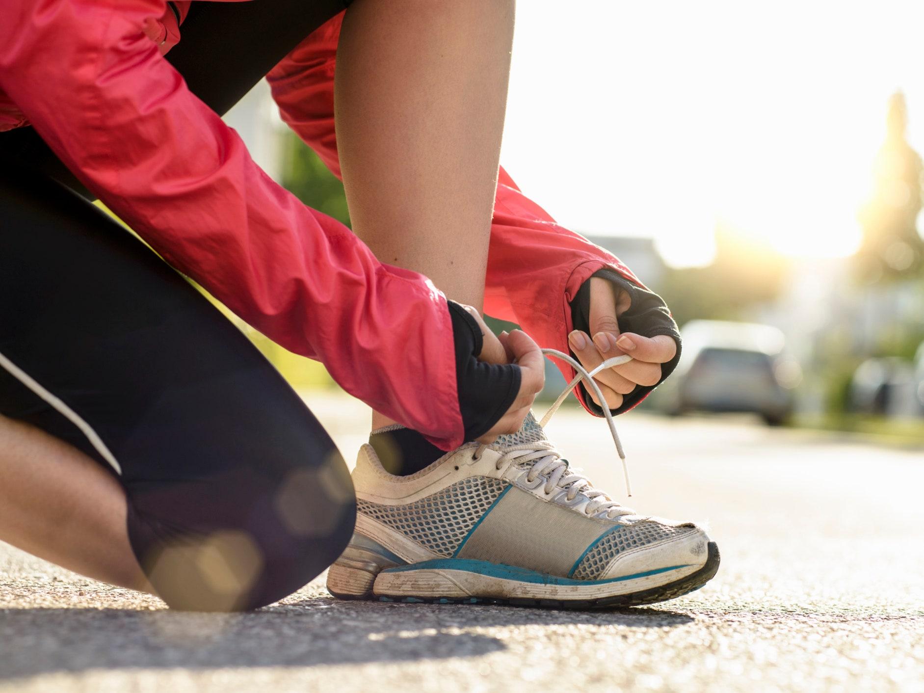 Nur 15 Minuten Sport am Tag sind genug in Form zu kommen und Ihre Gesundheit zu verbessern