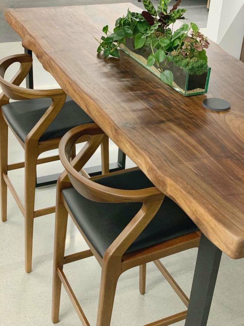 elegante Holzmöbel Möbeltrends 2021