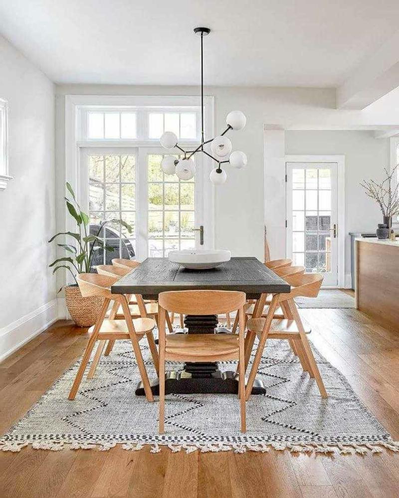 Möbeltrends 2021 Möbel aus hellem Holz