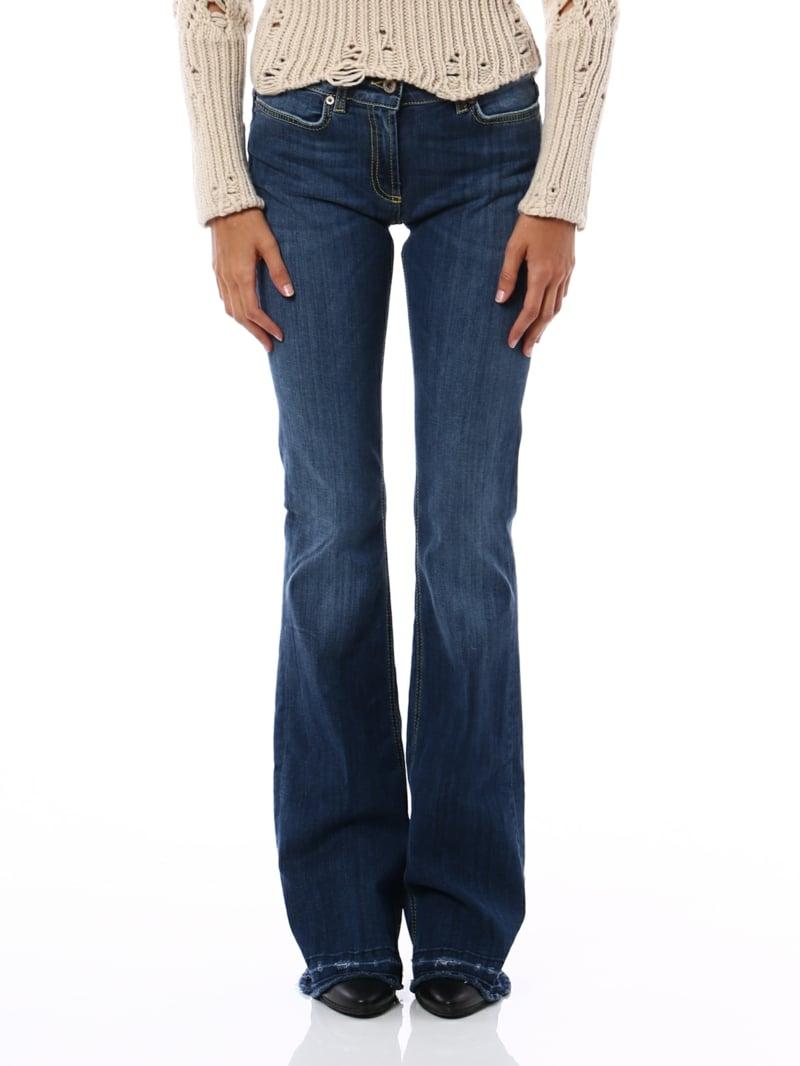 Jeans Retro Stil