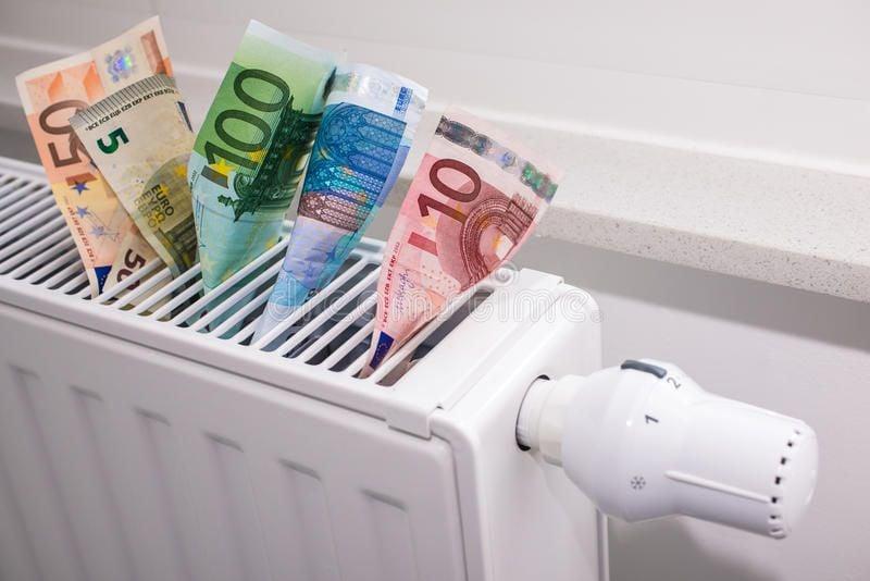 Nebenkostensparen durch Heizkosten sparen