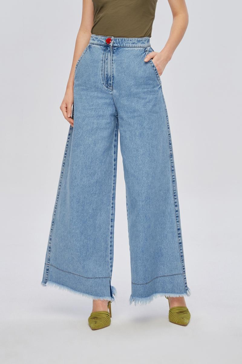 weite Jeans sehr bequem