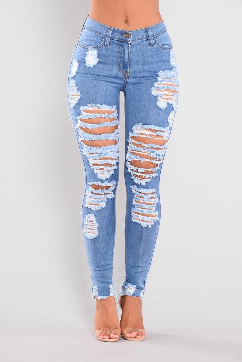 Jeans tragen moderne Ideen