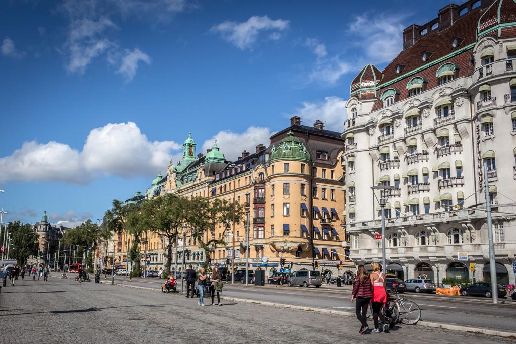 Schweden Reise - Schweden Urlaub in Stockholm