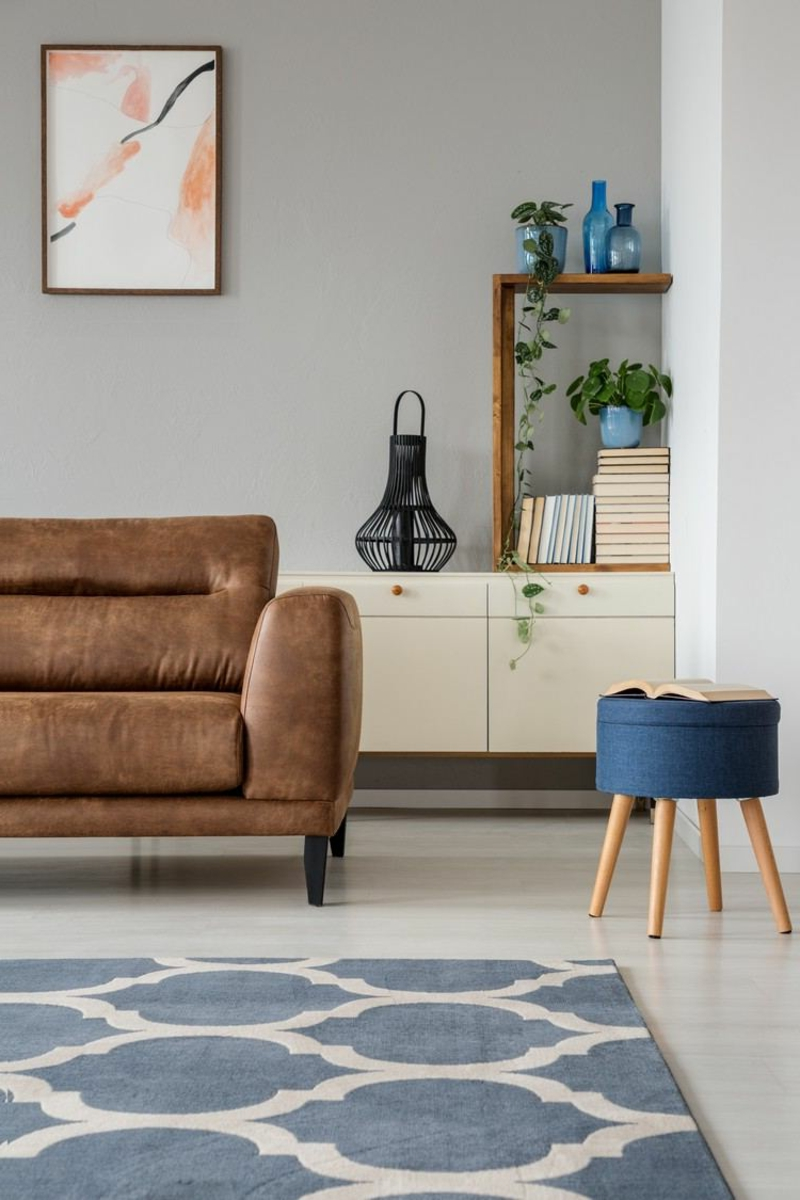 Möbeltrends 2021 abgerundete Möbelstücke