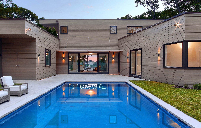 Welcher Pool für den Garten - Integrierte oder frei stehende Pools?