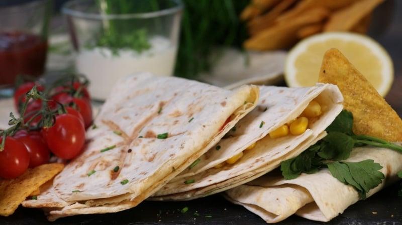 Tortillas selber machen Rezept