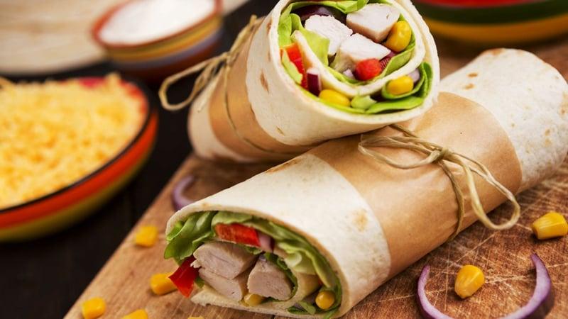 Protein Wraps selber machen