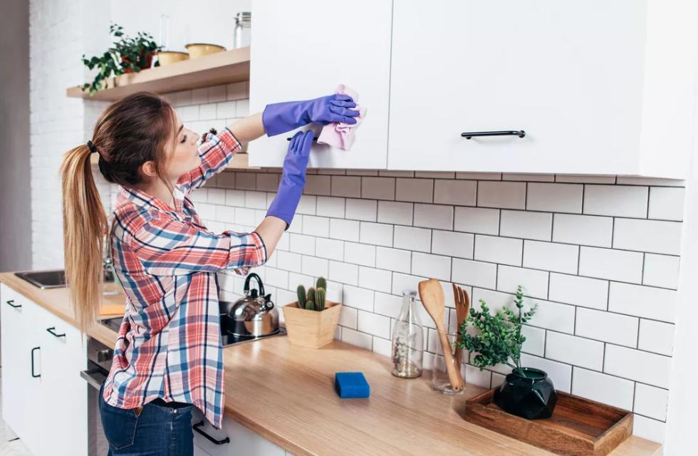 Beginnen wir unser Frühjahrsputz mit dem Herz der Wohnung - die Küche
