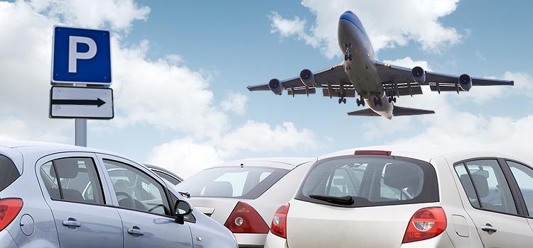 Günstig reisen - Wie sparen Sie Geld beim Parken am Flughafen?