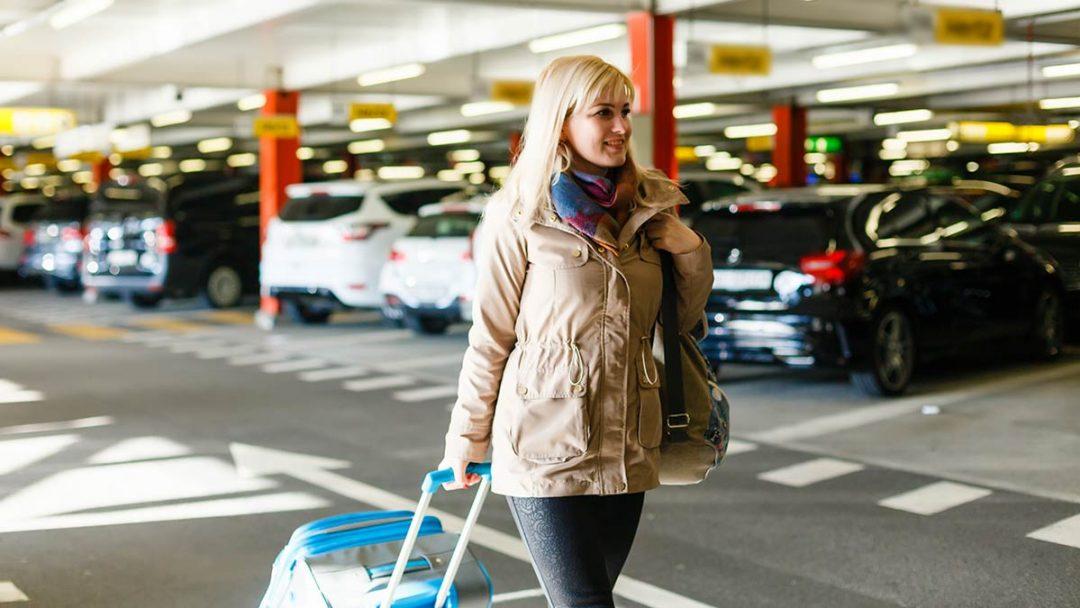 Günstig reisen - Parkgebühren sparen
