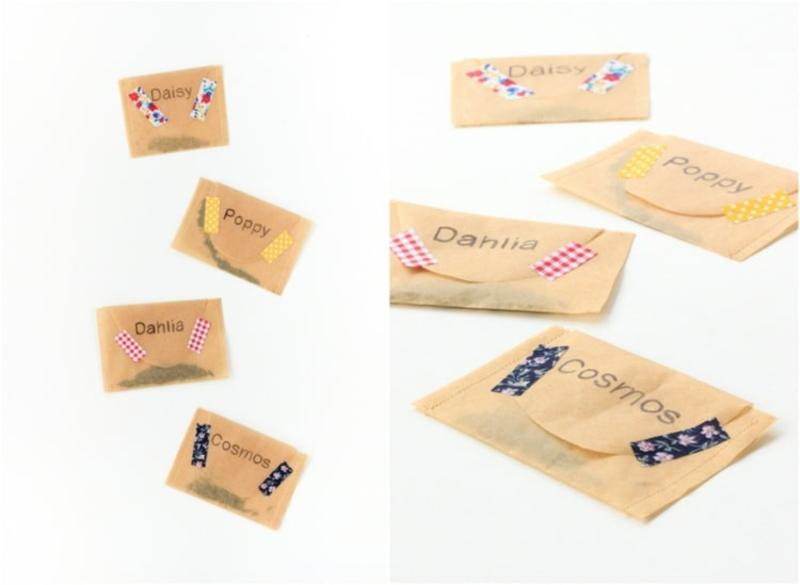 Samentütchen Briefumschläge