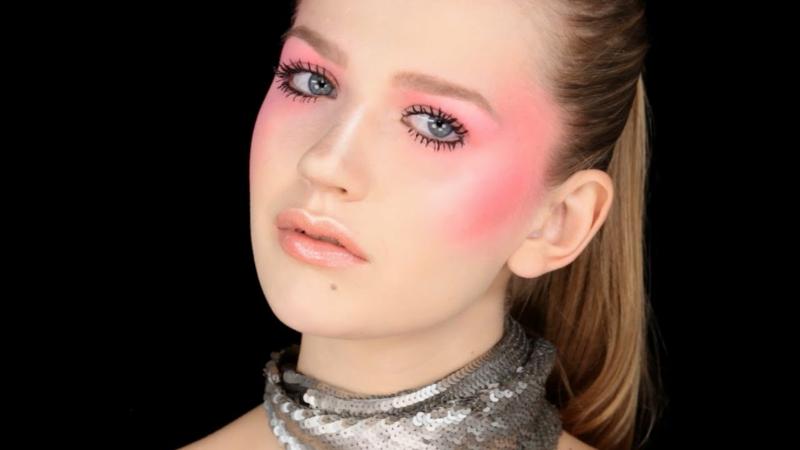 Dpaping Make-up rosa