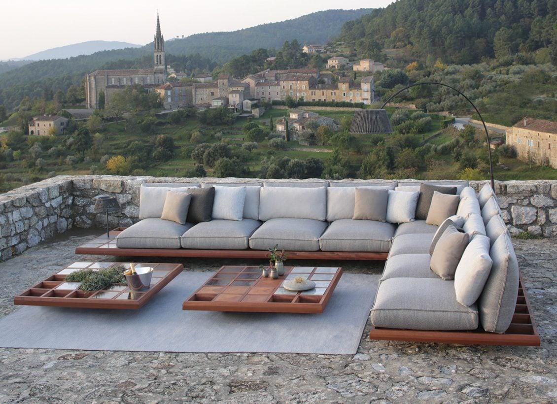 Gartenmöbel zum Entspannen