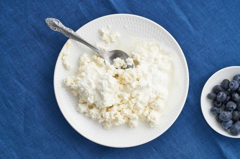 Protein Snacks Hüttenkäse