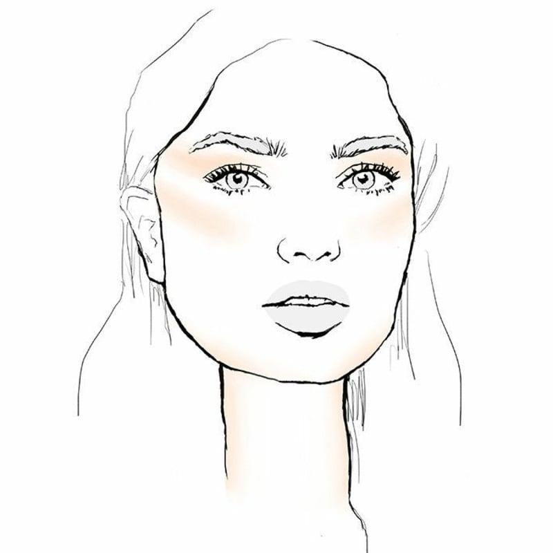 Draping Make-up selber machen Anleitung