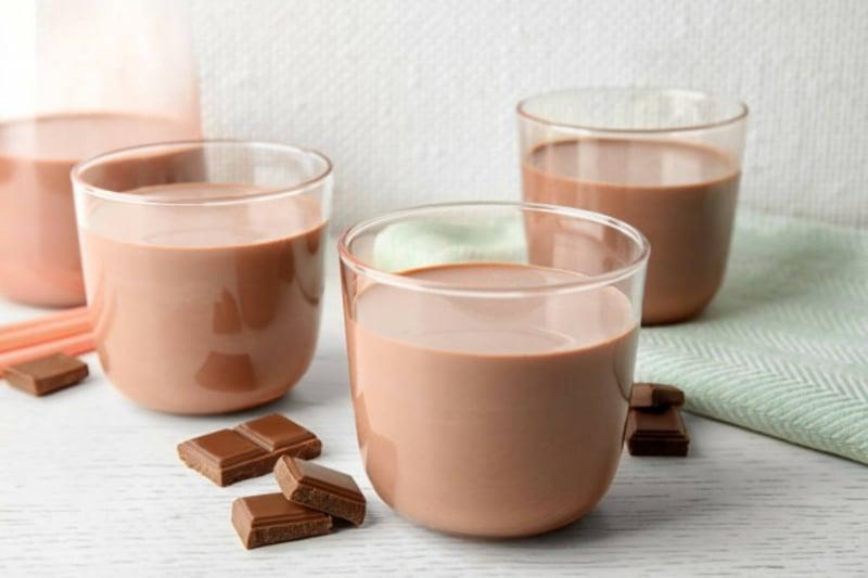 Protein Snacks Schokoladenmilch