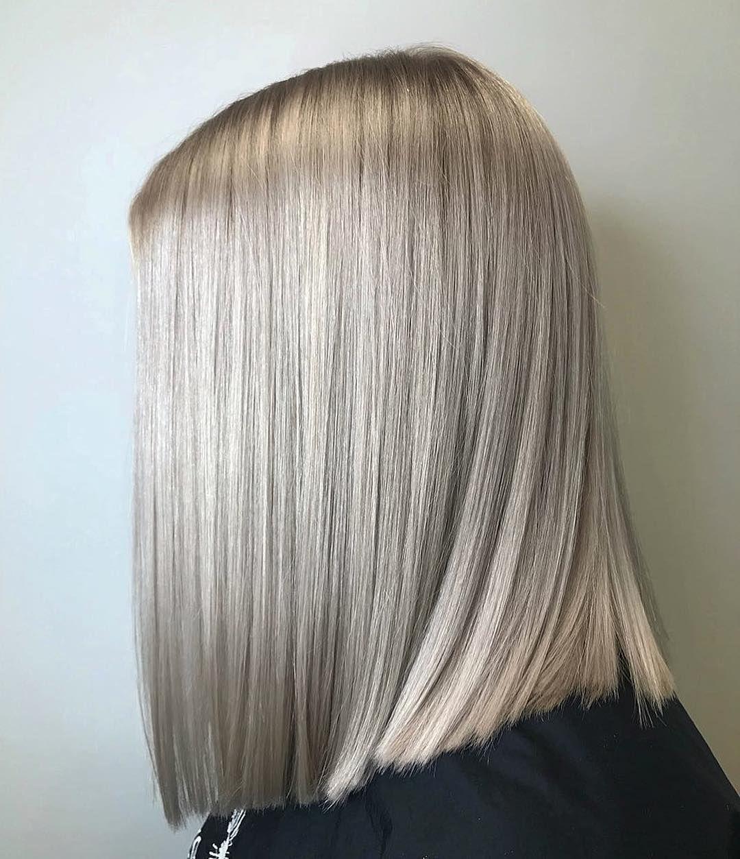 kühle Haarfarben