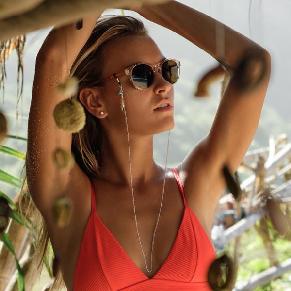 Brillenkette - das Trend Accessoire für den Sommer