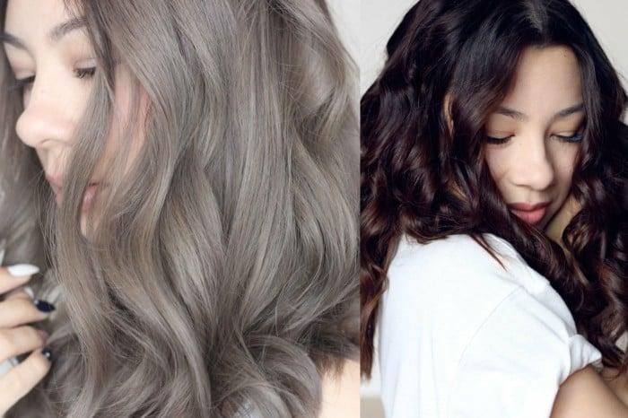 kühle Haarfarben Sommertyp