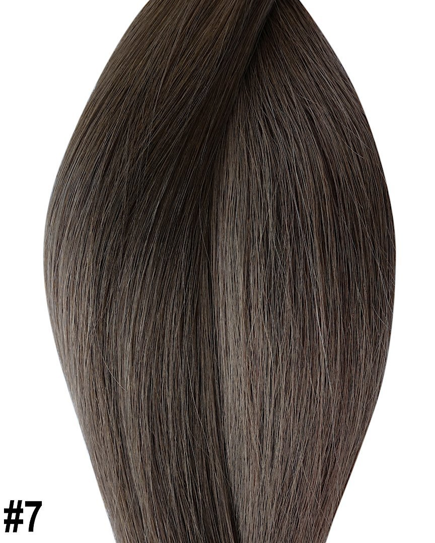 Frühlingstyp Haarfarbe