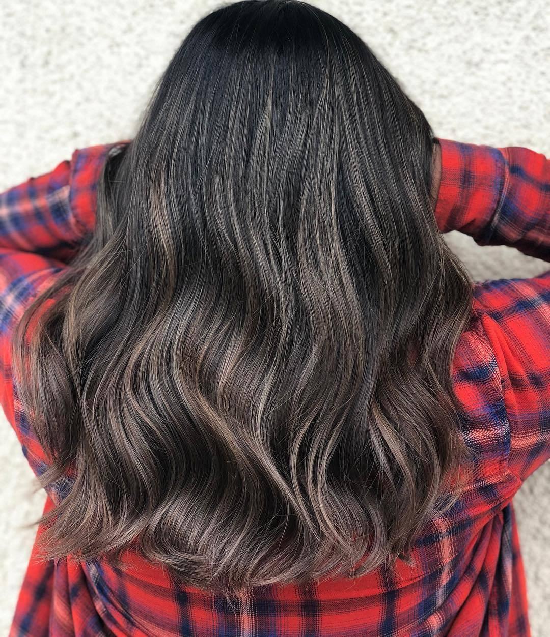 welche Haarfarbe ist am wenigsten schädlich?