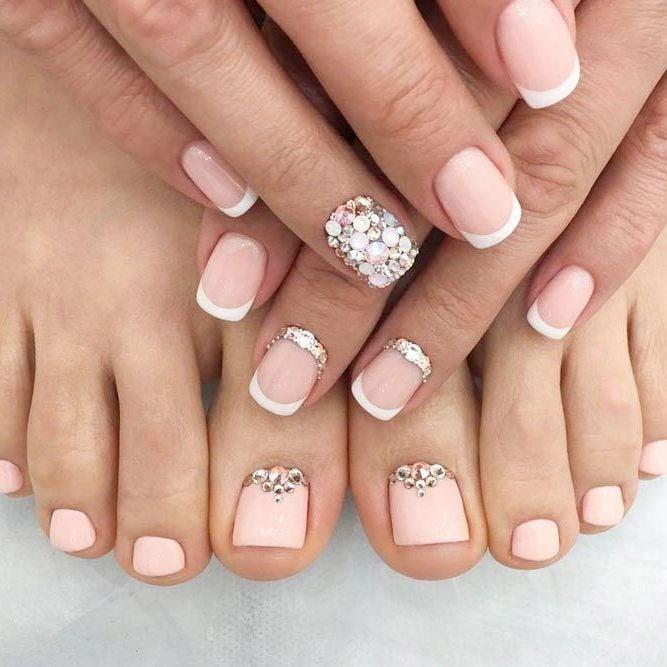 Fußnägel Farbe 2021 - Tipps zum Fußnägel lackieren