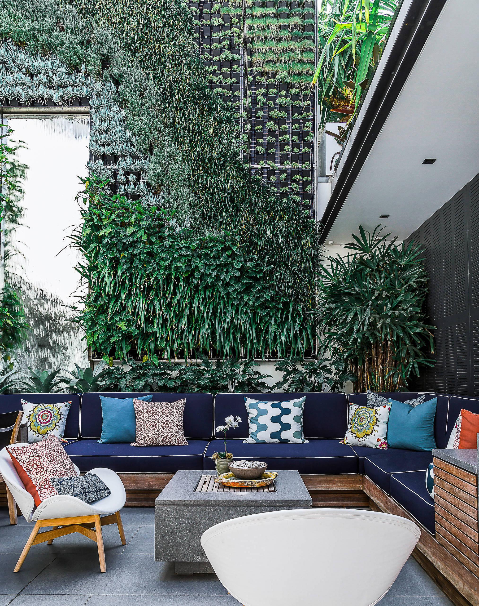 Mit der richtigen Gartengestaltung -  Maximaler Komfort im Garten