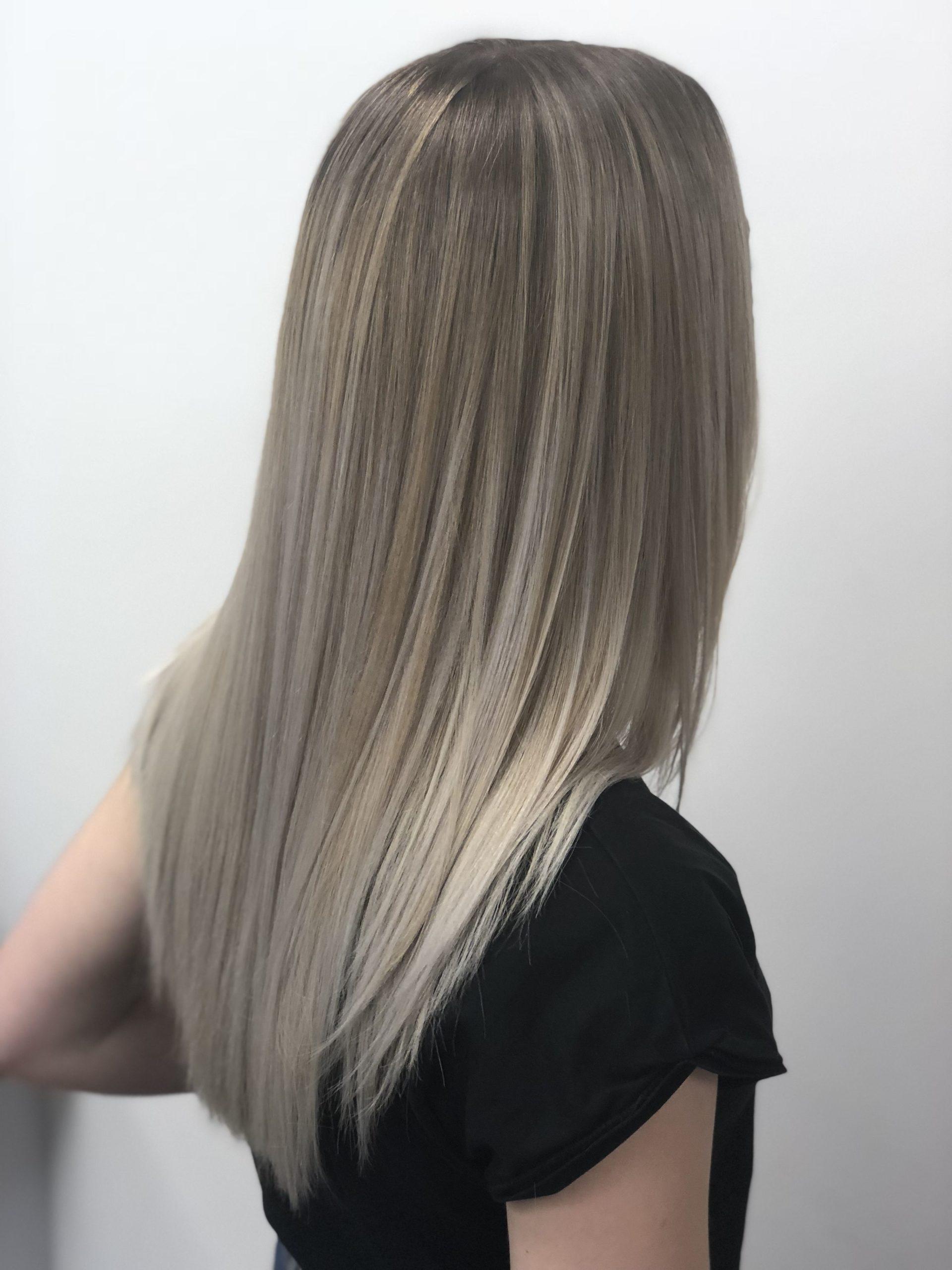 Aschblond kühle Haarfarben