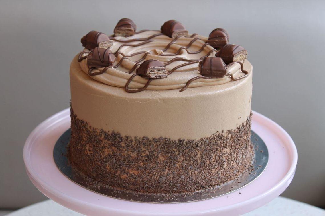 Kinder Bueno Torte Rezept Ideen