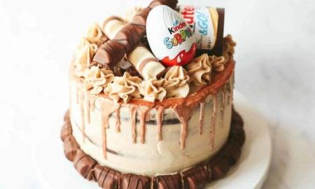 Kinder Bueno Torte - Rezepte und Ideen