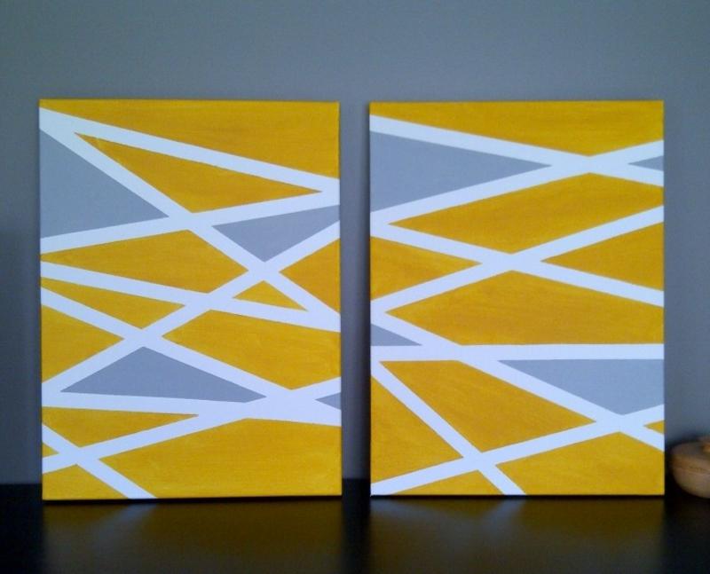 tolle geometrische Muster gestalten