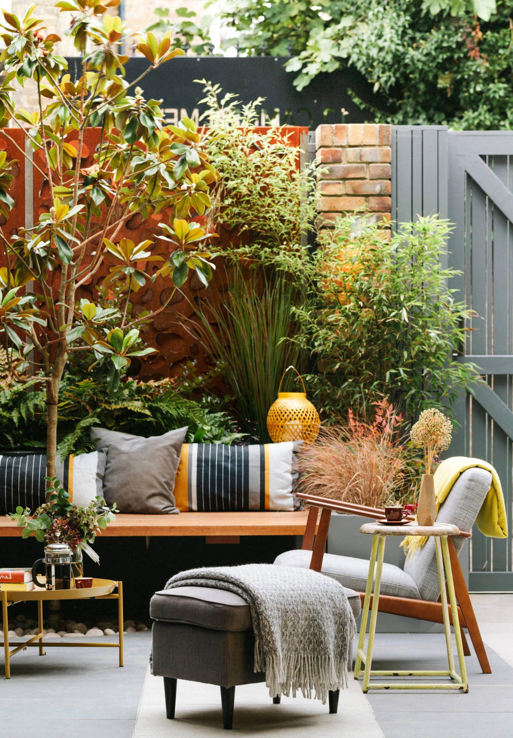 Gartengestaltung für Entspannungsort -  Komplett neues Gartenkonzept entwickeln