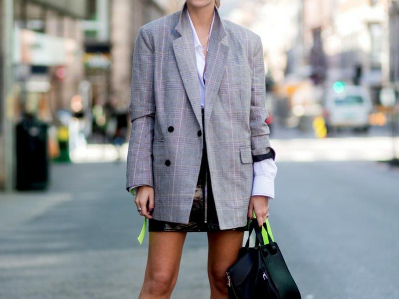 Oversize Blazer herrlicher Outfit