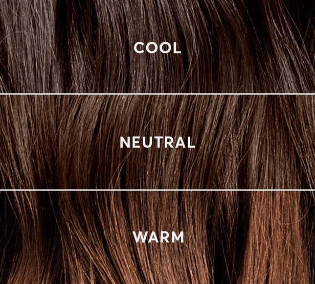 kühle Haarfarben wem stehen sie