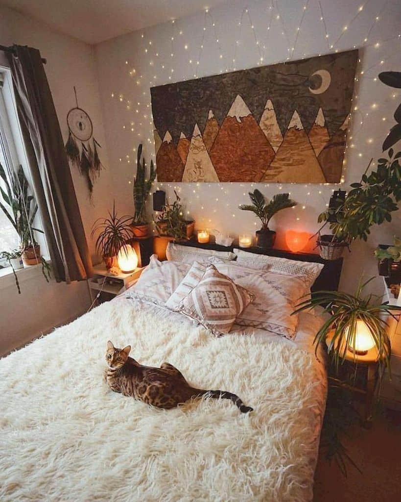 Tumblr Zimmer in Boho stil