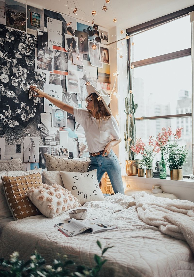 Inspiration Tumblr Zimmer - Zitate und Fotos