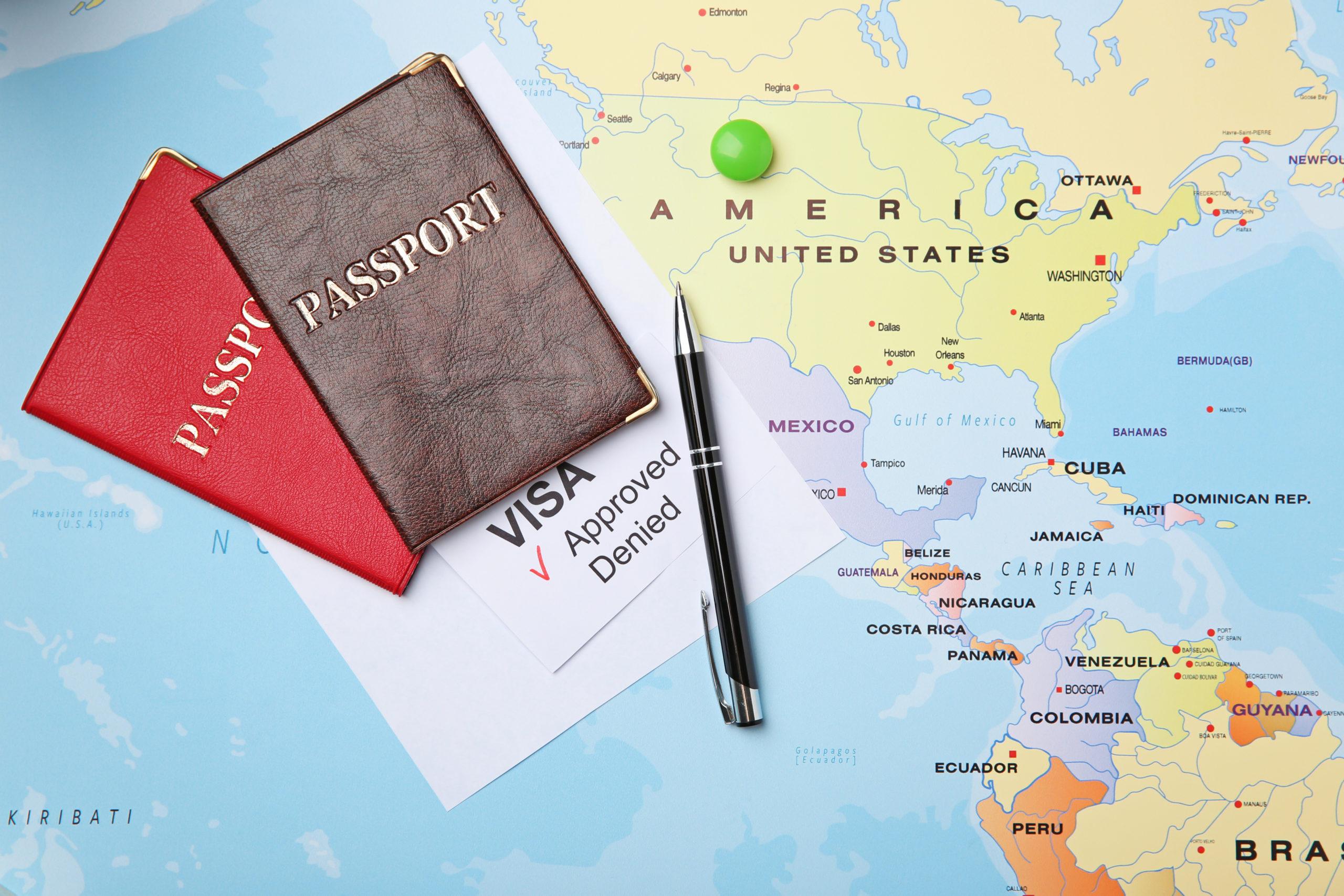 USA Einreise Genehmigung - was ist ESTA Antrag?