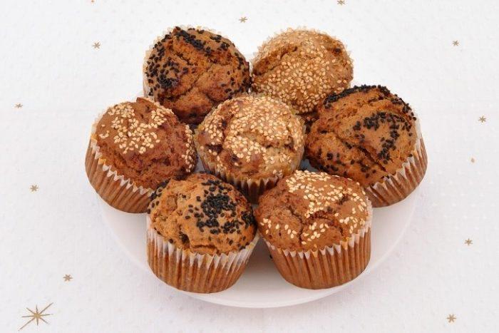 vegane Muffins selber backen